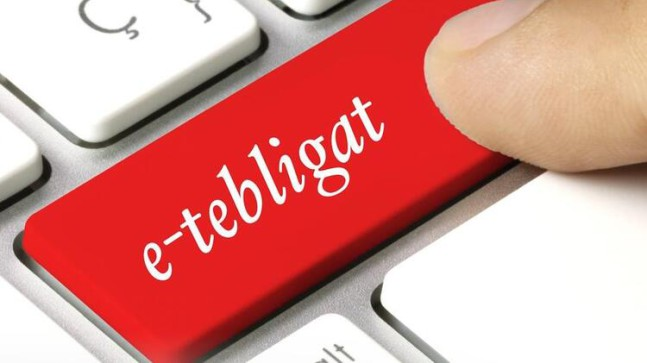 Adi ortaklığın e-Tebligat Adresi Olmalı mı ?…